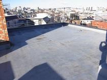 大田区某金融機関ビル屋上1